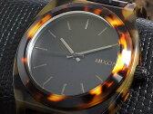 ニクソン タイムテラー NIXON TIME TELLER ACETATE 腕時計 A327-646 時計 100m 防水 べっ甲 柄 人気 ブランド NIXON腕時計 ニクソンタイムテラー うでどけい ウォッチ 腕時計ニクソン べっこう 腕時計ニクソン 激安 男性 への プレゼント に おすすめ