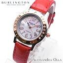 アレサンドラオーラ 腕時計 レディース シェル 文字盤 AL...