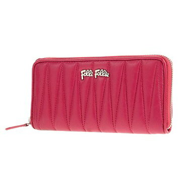 Follie Follie フォリフォリ 長財布 レディース WA13P033WF/FUXIA 人気 ブランド ロング ウォレット フォリフォリ財布 サイフ フォリフォリ長財布 さいふ 可愛い カジュアル 高校生 フォリフォリの財布 大人 かわいい 女性用