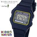 カクタス 腕時計 キッズ CACTUS デジタル CAC-109-M03 アラーム ELライト ネイビー 紺色 2019年 新作 人気 ブランド 子供用 時計 小学生 男の子 女の子 おしゃれ 誕生日 おすすめ ギフト クリスマス プレゼント