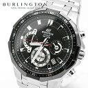 送料無料 エディフィス 腕時計 メンズ EDIFICE カシオ CASIO EFR554D1AV クロノグラフ ブラック シルバー ウォッチ ブランド 人気 時計 EDIFICE時計 EDIFICE腕時計 ビジネス 就職祝い 男性 ギフト プレゼント
