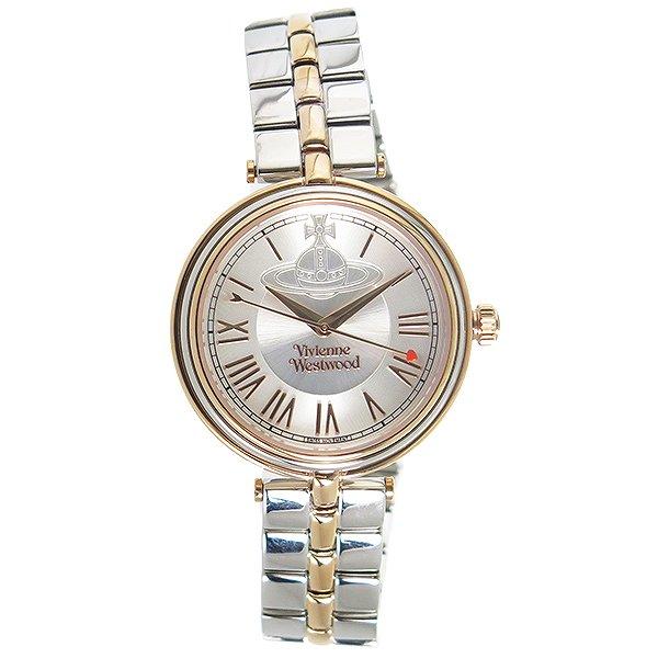 ヴィヴィアンウエストウッド 腕時計 レディース 時計 Vivienne Westwood  VV168RSSL シルバー 人気 ブランド ヴィヴィアン ウエストウッド かわいい 可愛い ウォッチ ビビアン 女性 誕生日 ギフト プレゼント