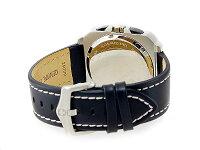 ウェンガーWENGERエアログラフコックピットクオーツメンズクロノ腕時計77015