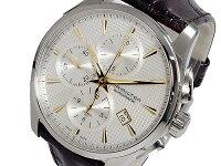 ハミルトンHAMILTONジャズマスターJAZZMASTER自動巻きクロノグラフメンズ腕時計H32596551