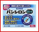 パンシロン01プラス 48包【第(2)類医薬品】定形郵便送料無料