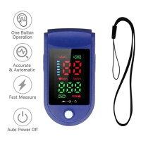 パルスオキシメーター LK87 酸素濃度測定器 不足のため家庭用 コストを下げた機種 【あす楽】 送料無料