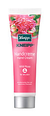 ドイツ製ハンドクリーム KNEIPP クナイプ ワイルドローズの香り (20mL) ウェルネス