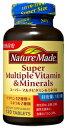 大塚製薬ネイチャーメイドスーパーマルチビタミン&ミネラル(120粒)ウェルネス