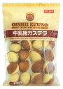 エムズワン おいしいえくぼ 牛乳鈴カステラ (100g)