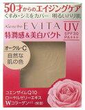 カネボウ エビータ ブライトニングエッセンスパクト オークル-C 自然な肌の色 SPF30 PA+++ (10g) ファンデーション
