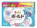 P&G ボールド 香りのサプリイン粉末 プラチナクリーン (1.5kg) 洗たく用洗剤 【P&G】 ウェルネス
