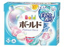 P&G ボールド 香りのサプリイン粉末 プラチナクリーン (850g) 洗たく用洗剤 【P&G】 ウェルネス