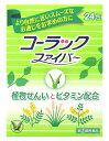 【第(2)類医薬品】大正製薬 コーラックファイバー (2.0g×24包) 便秘薬