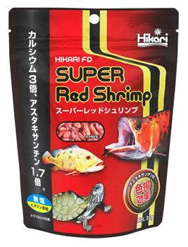 キョーリン ひかり FD スーパーレッドシュリンプ (35g) 熱帯魚 海水魚 金魚 カメ エサ