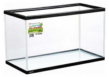 ジェックス マリーナ BK600 (1個) ガラス水槽 観賞魚用品