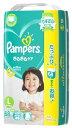 P&G パンパース さらさらケア テープ ウルトラジャンボ L 9〜14kg 男女共用 (68枚) ベビーおむつ 【P&G】 1