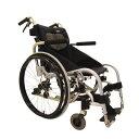 車椅子自走介助兼用車椅子[OXエ...