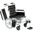 車椅子 スイングアウト 肘跳ね上げ 多機能 折り畳み 折りたたみ 使いやすい マキテック KS70 介助用 車いす 車イス くるまいす 介助ブレーキ シートベル
