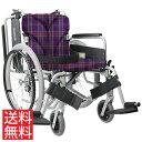 簡易調節 車椅子 エアタイヤ 自走用 送料無料 カワムラサイクル KA800シリーズ KA822-40(38・42)B-M モジュール 調整 調節 折り畳み 22インチ シートベルト スイングアウト 肘跳ね上げ 人気 車イス 車いす