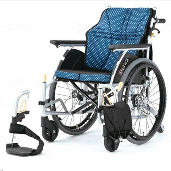 屋内用 6輪 車椅子 3Dバックサポート 折りたたみ エアタイヤ スイングアウト ウルトラシリーズ NA-U6 おしゃれ かわいい 自走用日進医療器 20インチ 室内 人気 車イス 車いす くるまいす 折り畳み 水玉 ドット プレゼント:フローマート