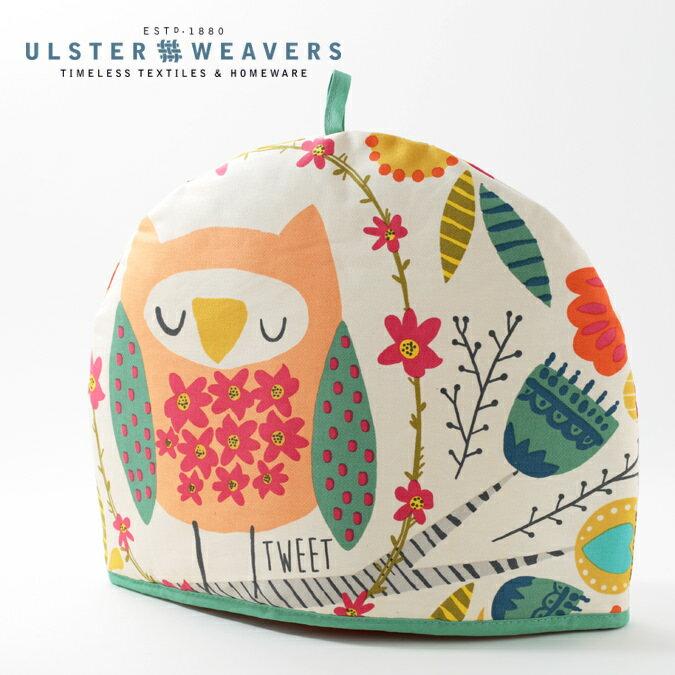 ティーコゼー ティーコージー ティーポット カバー 英国王室御用達 メーカー Ulster Weavers アルスターウィーバーズ トゥイット トゥー フクロウ 小鳥 鳥 バード ティーコジー かわいい おしゃれ プレゼント ギフト 新生活 新居 引越し祝い 新築 子供