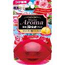 液体ブルーレットおくだけアロマ つけ替用 フローラルアロマの香り 70...