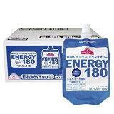 トップバリュ 素早くチャージ ドリンクゼリー ENERGY 180 マスカット味 180g×24個 ウェルパーク