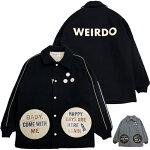 グラッドハンドweirdo【wrd-19-aw-04】wrd19aw04ジャケットウールピンバッジCOMICALPIMBACKJACKET