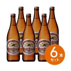 【送料無料】【KIRIN】キリンラガービール大びん半ダース詰【のし無料】