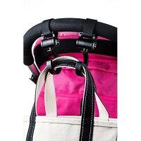 ACTIVEWINNERベビーカーフック人気!ベビーカー荷物フックにも、自転車のハンドルやスーツケースにも使えるおすすめマルチフック