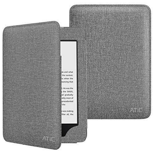 電子書籍リーダーアクセサリー, 電子書籍リーダーケース ATiC Amazon Kindle New Kindle 10 2019