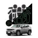 【shaohao】ジープ レネゲード BU(Jeep Renegade BU)2015-2...