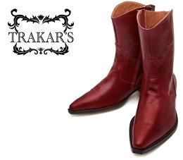Trakar's T-500 wine-red