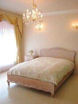 輸入家具■オーダー家具■プリンセス家具■薔薇■ベッド■クィーンサイズ