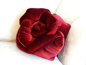 輸入家具■バラのクッション■薔薇■ばら■バラのアイテム■マリー・アントワネット