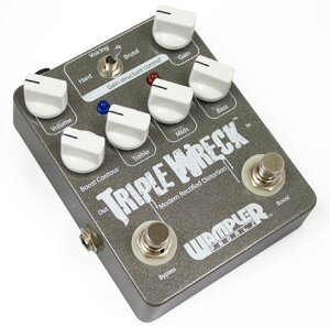 Wampler Pedals《ワンプラーペダル》 Triple Wreck Distortion ディストーション