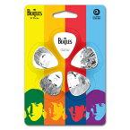 【外装汚れ特価】Planet Waves プラネットウェーブ [1CWH4-10B1] The Beatles Pick Set Medium ビートルズピックセット/ティアドロップ/ミディアム/5柄各2枚ずつ10枚入り【返品・交換不可】
