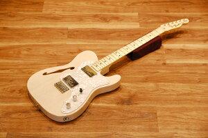 【送料無料】【チューナー付き】Fender フェンダー [5352702367] Made in Japan Traditional 70's Telecaster® Thinline USB(US Blonde) エレキギター/テレキャスターシンライン/USブロンド/MIJT