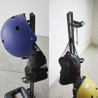 ヘルメット&電動自転車バッテリースタンドタワー