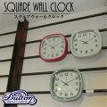 Squarewallclock