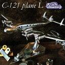 C-12 1plane[L]ロッキードC121 コンステレーション大型プロペラ旅客機飛行機エアプレー...