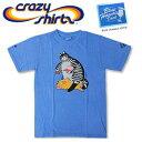 Crazy Shirts(クレイジーシャツ) S/S Tee @BLUE HAWAII DYED[2008070] HAVE A NICE DAY クリバンキャット 半袖 Tシャツ HAWAII ハワイ ネコ リキュール染め【RCP】