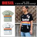 DIESEL(ディーゼル) S/S TEE @T-JOE-OB [SXNX EADQ] 半袖 メンズ Tシャツ コットンクルーネック【\8800】【smtb-kd】【RCP】