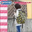 【即納】OUTDOOR PRODUCTS × COCOLULU デイパック [CD-122] アウトドアプロダクツ ココルル コラボバッグ CO&LUリュック バックパック pizza ピザ【smtb-kd】【RCP】