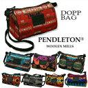 レビューを書いて送料無料!(北海道・沖縄・離島は除く)PENDLETON(ペンドルトン) Dopp Bag DB23...