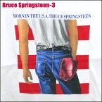 【即納】ROCK TEE Bruce Springsteen-3 [ブルース スプリングスティーン]メール便送料無料 ロックTシャツ/バンドTシャツ 【smtb-kd】