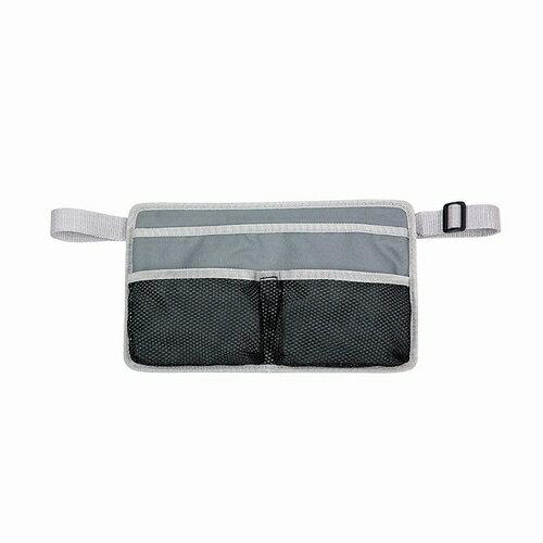 チェア用サイドポケット                  CAPTAINSTAG(キャプテンスタッグ)(チェアヨウサイドポケット                   )-グレー
