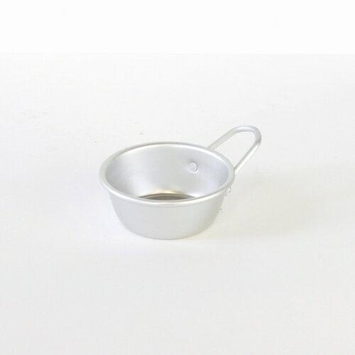 アルマイト手付マッコリカップ13cmシルバー 松野屋(マツノヤ)-シルバー