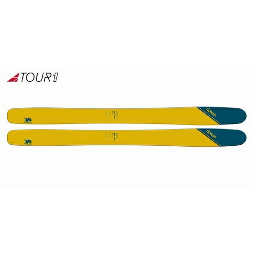 Wailer112RP2Tour115-16FW DPSSkis(ディーピーエス) -184cm:WEST WEB STORE
