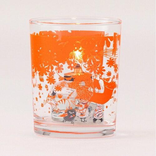 MOOMINGlasslamp スター商事(ムーミングラスランプ)-オレンジブロッサム